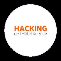 Logo Hacking de l'Hotel de Ville